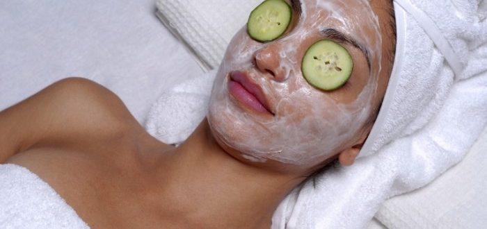 Виды масок для лица