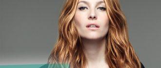 Контуринг волос – современные техники окрашивания