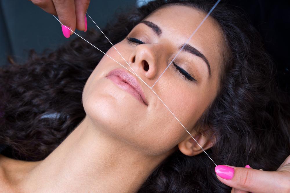 Как удалить волосы с подбородка