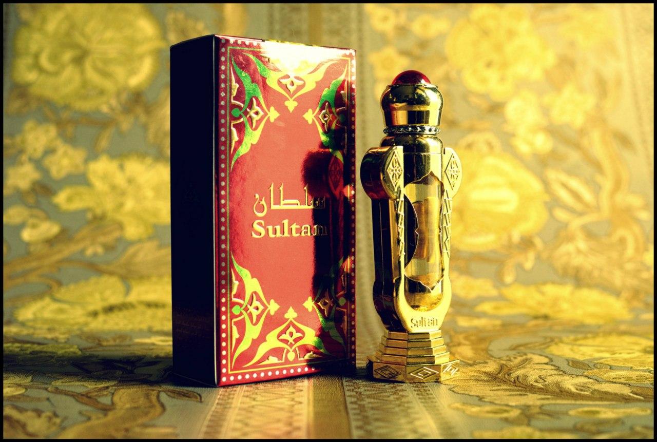 Sultan от Al Haramain
