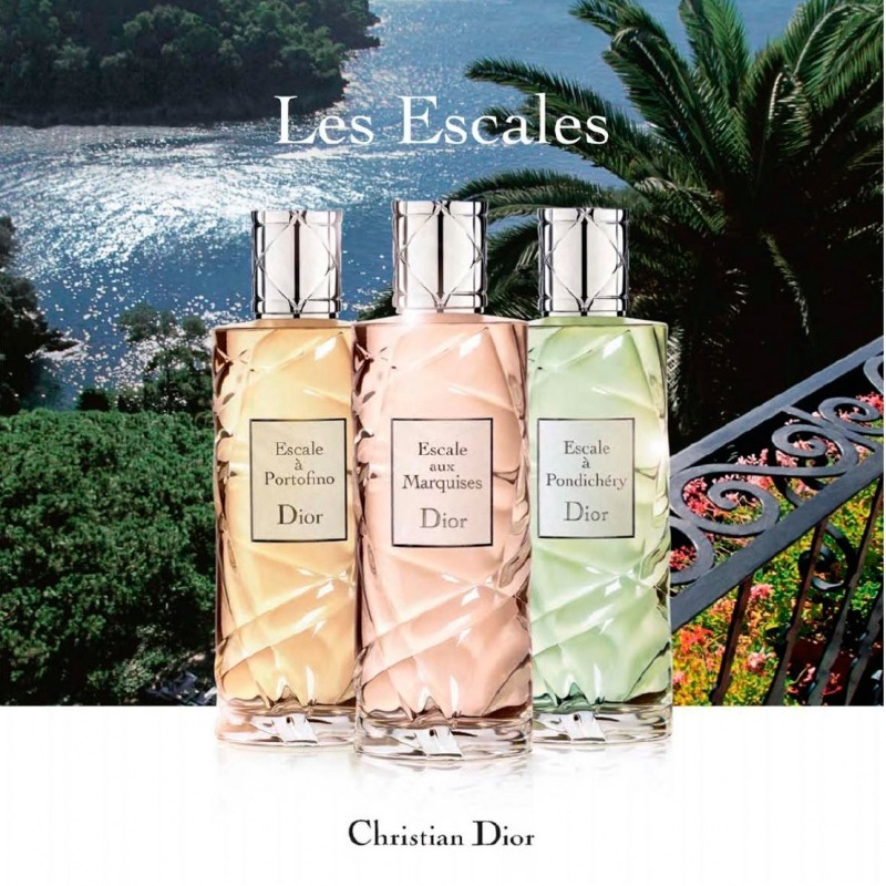Escale à Portofino, Christian Dior