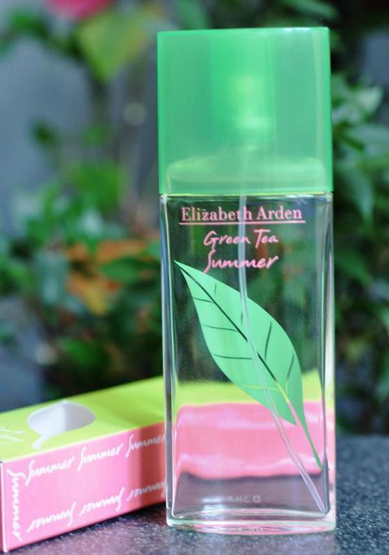 Green Tea, Elizabeth Arden