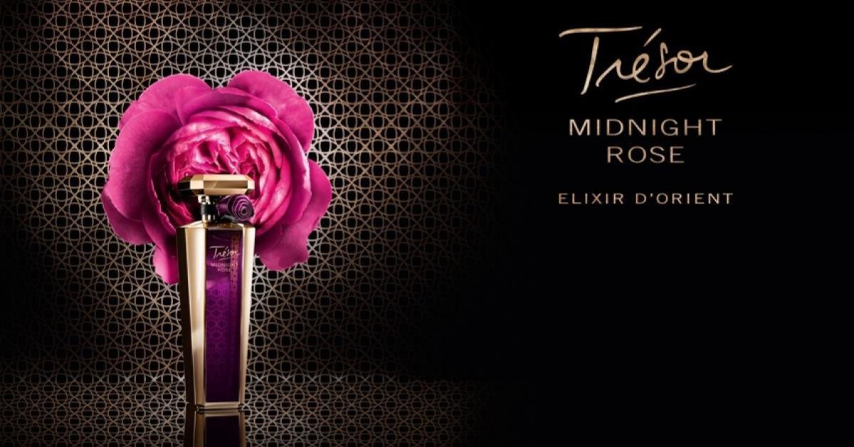 Tresor Midnight Rose Elixir D'Orient от Lancome