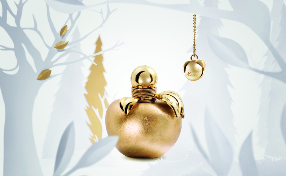 Nina Gold Edition от Nina Ricci