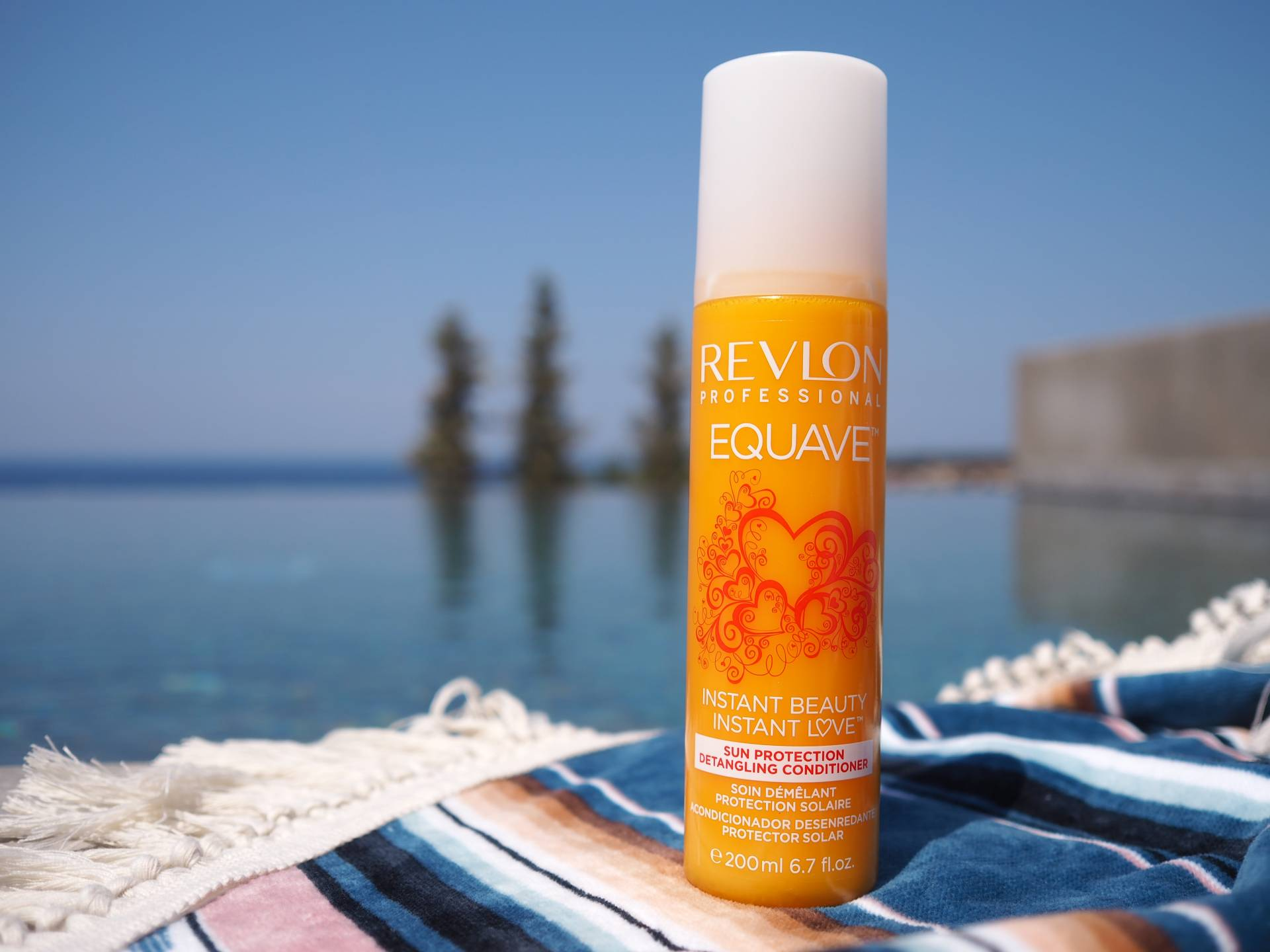 Revlon Professional Equave Sun Protection Detangling Conditioner