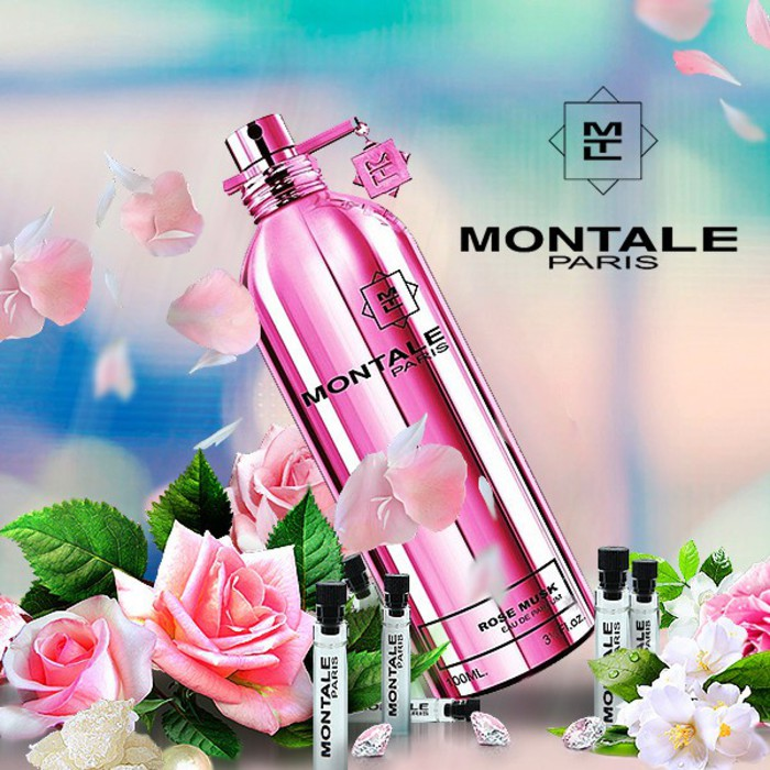 Roses Musk, Montale