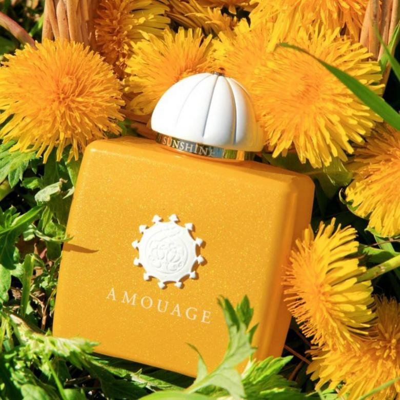 Sunshine Woman, Amouage
