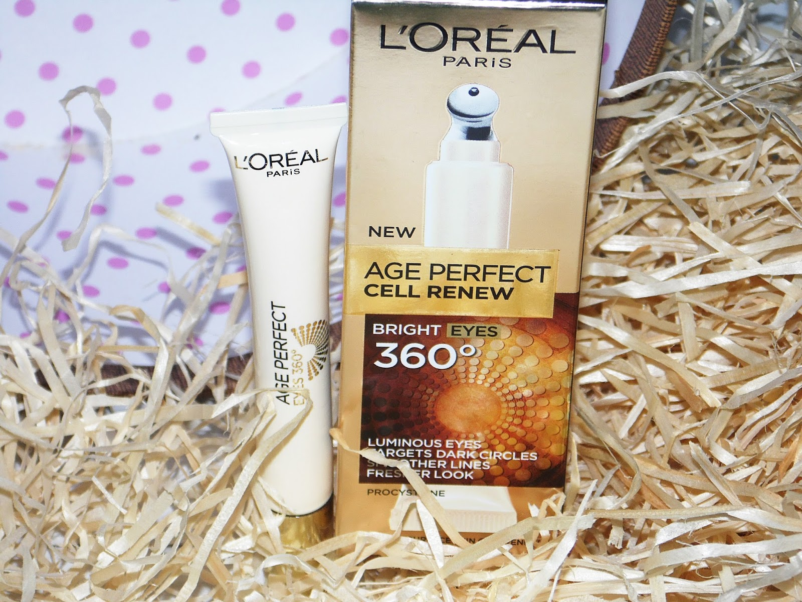 L'Oreal Paris Dermo-Expertice Age Perfect Intence Nutrition Eye Balm