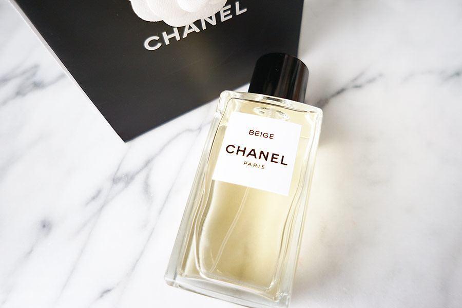Beige, Chanel