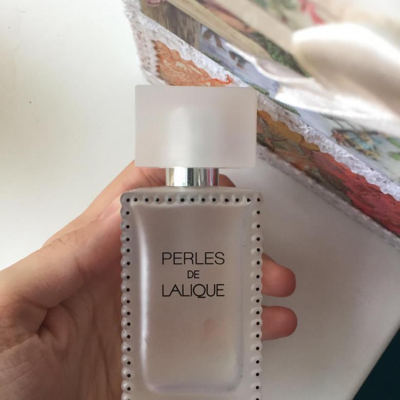 Perles De Lalique, Lalique